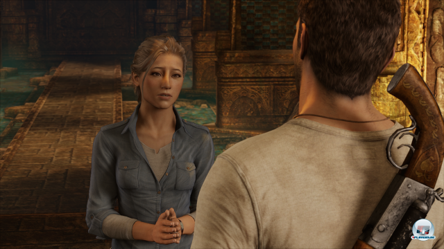 Screenshot - Uncharted 3: Drake's Deception (PlayStation3) 2280577