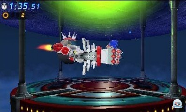 Screenshot - Sonic Generations (3DS) 2235593