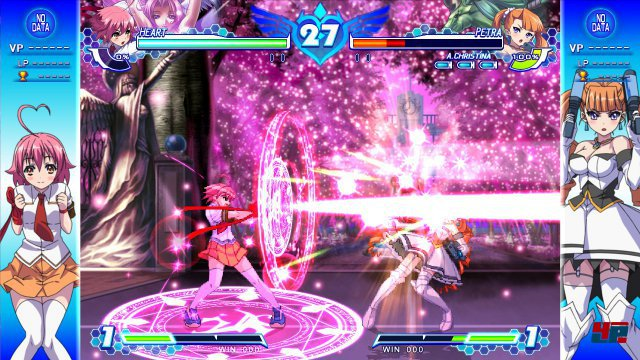 Screenshot - Arcana Heart 3: Love Max!!!!! (PC)