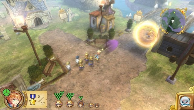 Screenshot - New Little King's Story  (PS_Vita) 2364017