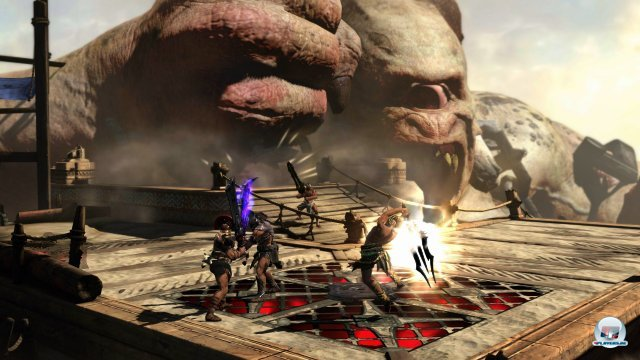 Screenshot - God of War: Ascension (PlayStation3) 2384482
