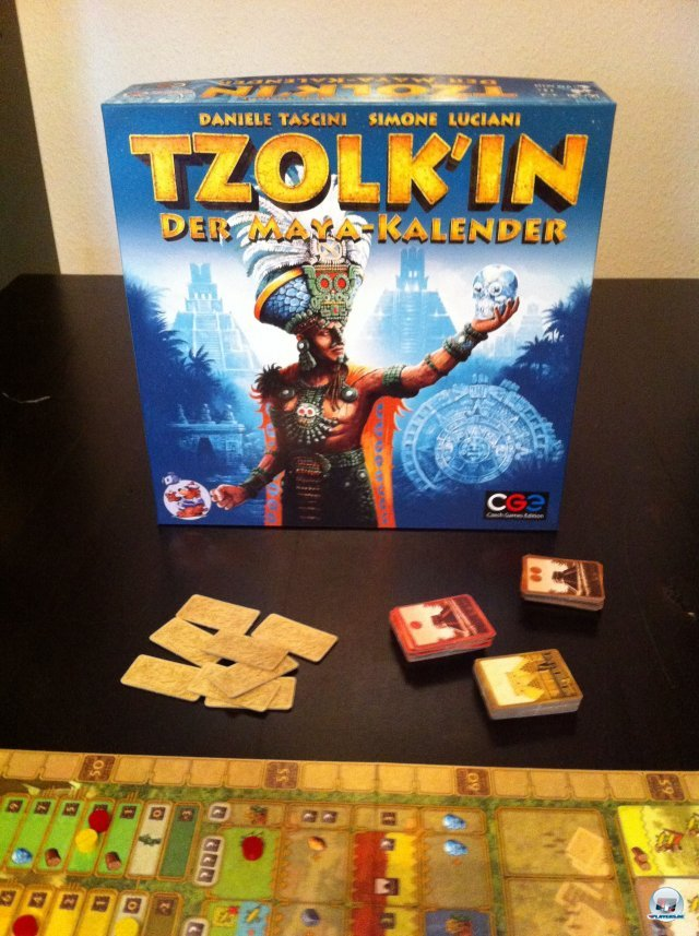 Screenshot - Tzolk'in: Der Maya-Kalender (Spielkultur)