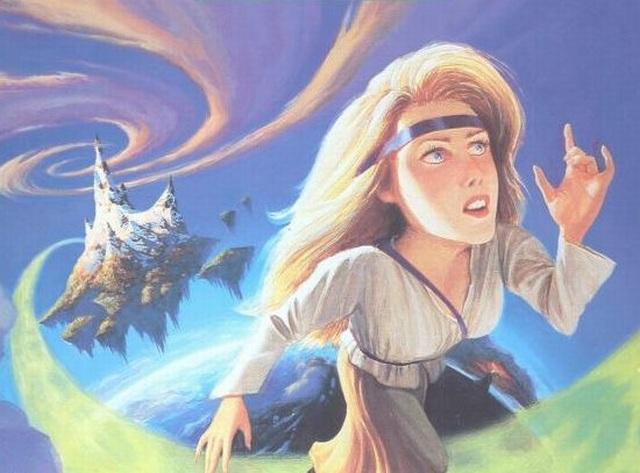 Zanthia  <br><br> Ein weiteres Beispiel dafür, wie man sich von der Neben- zur Hauptrolle mausern kann, ist die Hexe Zanthia: Tauchte sie in The Legend of Kyrandia nur am Rand auf, legte sie sich im Nachfolger quasi im Alleingang mit der hinterhältigen Hand des Schicksals an und (ver)zauberte (den Spieler) mit einem gewissen Charme.  2147018