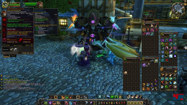 Screenshot - World of WarCraft: Legion (Mac) 92530862