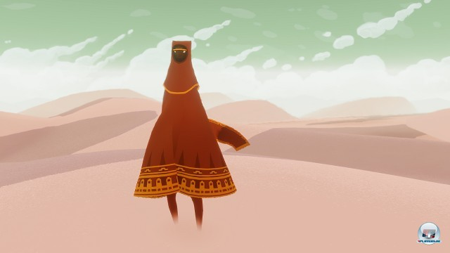 Screenshot - Journey (PlayStation3) 2227534