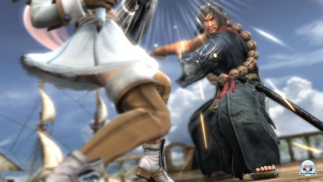 Screenshot - Soul Calibur V (360) 2234307