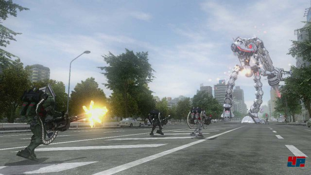 Screenshot - Earth Defense Force 2025 (360)