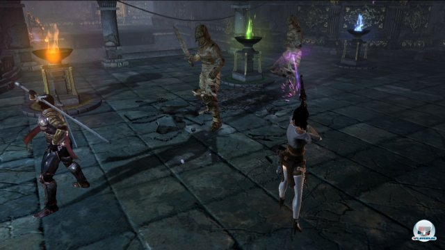 Screenshot - Dungeon Siege III (PC) 2261117