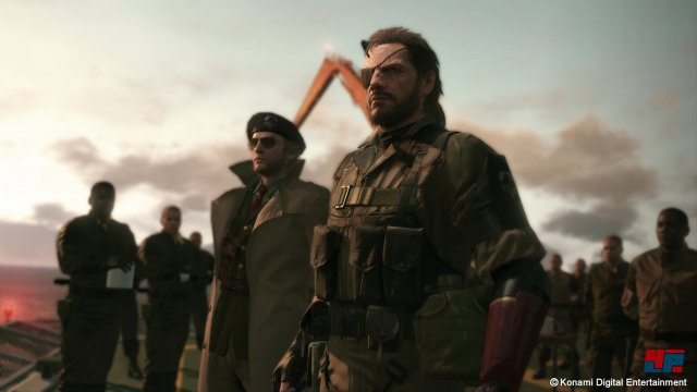 Screenshot - Metal Gear Solid 5: The Phantom Pain (360)