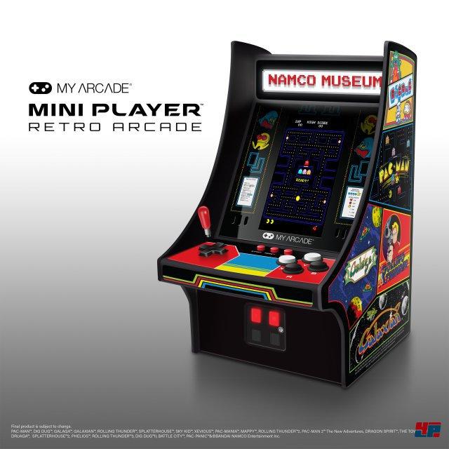 Screenshot - Namco Museum Mini Player (Spielkultur)