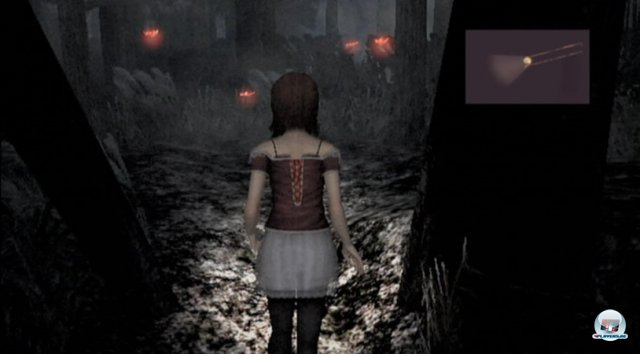 Screenshot - Project Zero 2: Crimson Butterfly (Wii)