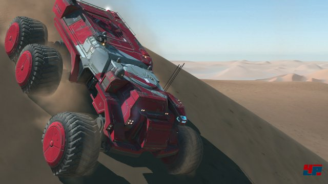 Screenshot - Homeworld: Deserts of Kharak (PC) 92522295