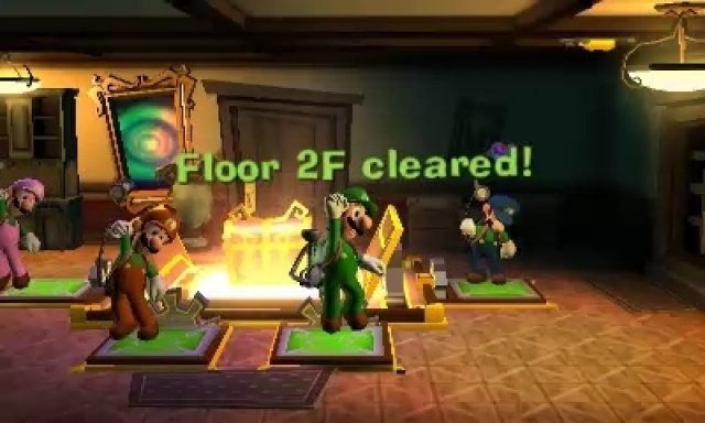 Screenshot - Luigi's Mansion 2 (3DS) 92457227