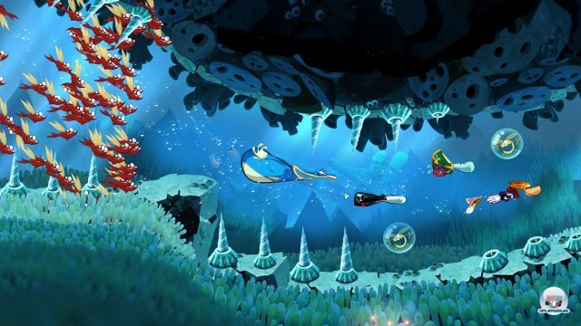 Screenshot - Rayman Origins (360) 2281777
