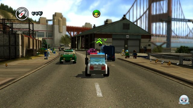 Screenshot - Lego City: Undercover (Wii_U) 2360687