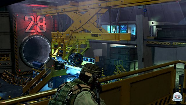 Grafisch rei�t Unit 13 wohl keine B�ume aus. Uncharted: Golden Abyss wirkt eine Klasse st�rker.