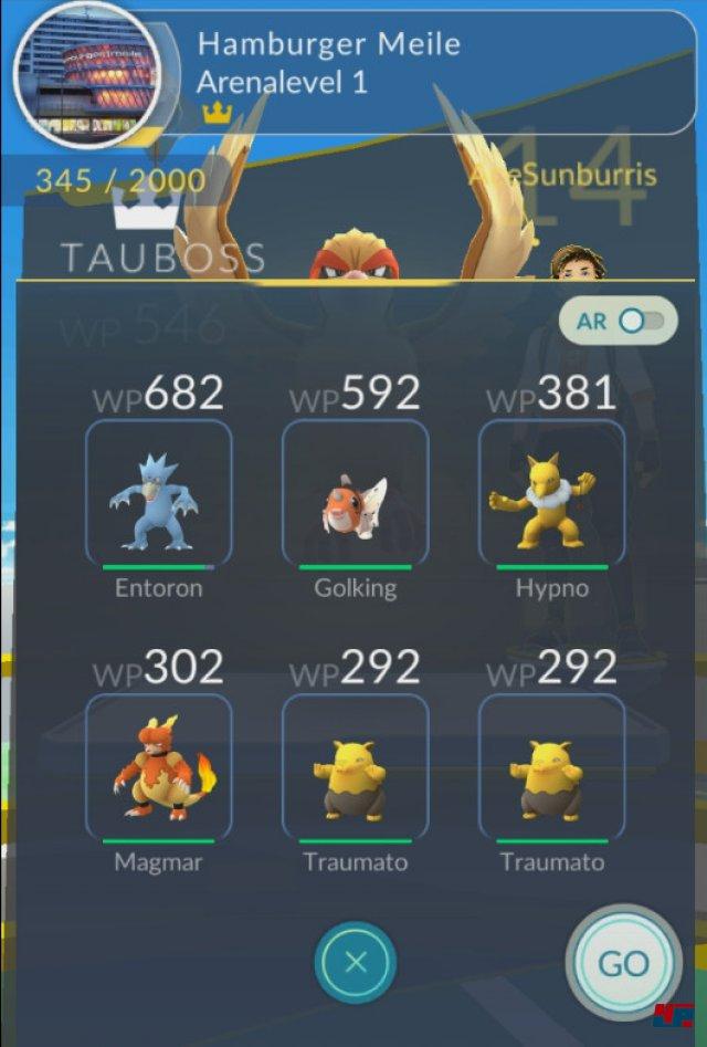 Screenshot - Pokémon GO (Android) 92529826