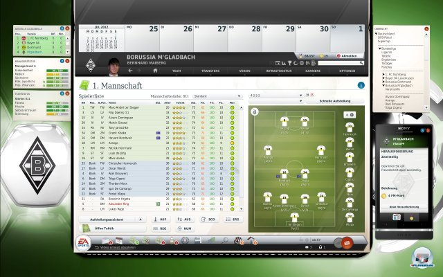 Screenshot - Fussball Manager 13 (PC-CDROM)