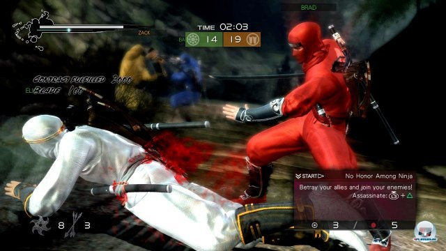Screenshot - Ninja Gaiden 3 (PlayStation3) 2297702