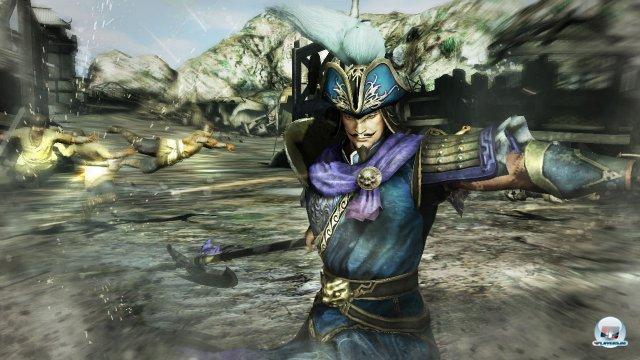 Screenshot - Dynasty Warriors 8 (PlayStation3) 92434077
