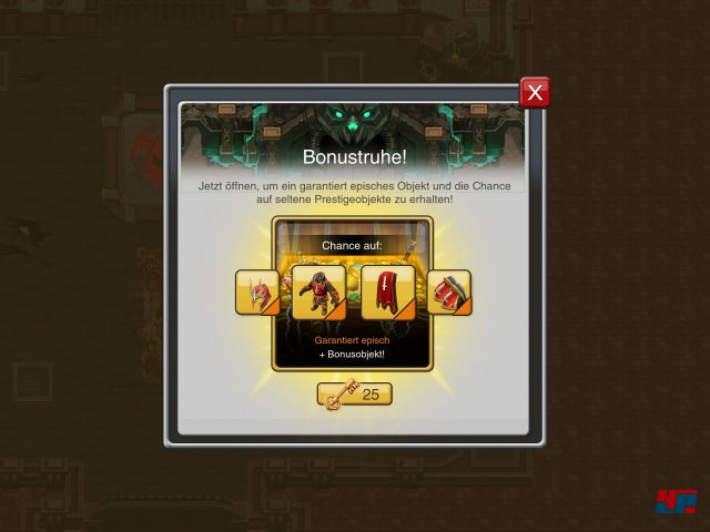Screenshot - Ultima Forever: Quest for the Avatar (iPad) 92476966