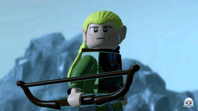 Screenshot - Lego Der Herr der Ringe (360) 92422827