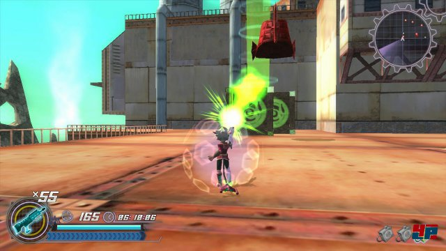 Screenshot - Rodea: The Sky Soldier (Wii_U) 92502168