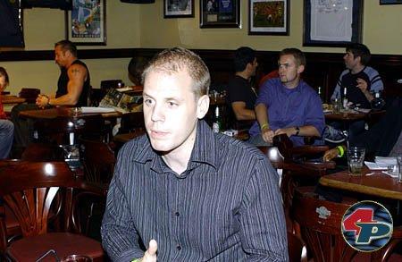 Nick Wlodyka, Creative Designer der WWE-Spiele