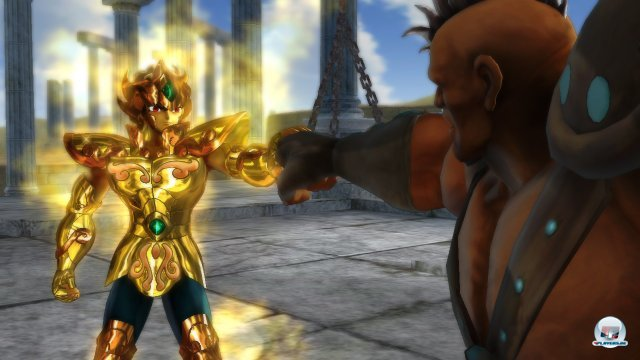 Screenshot - Saint Seiya: Sanctuary Battle (PlayStation3) 2265497