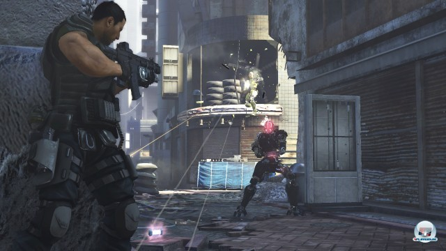 Screenshot - Binary Domain (PlayStation3) 2230874