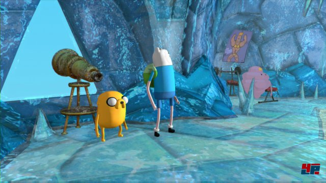 Screenshot - Adventure Time: Finn and Jake Investigations (360)