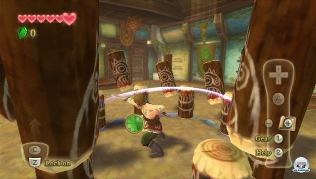 Screenshot - The Legend of Zelda: Skyward Sword (Wii) 2271032