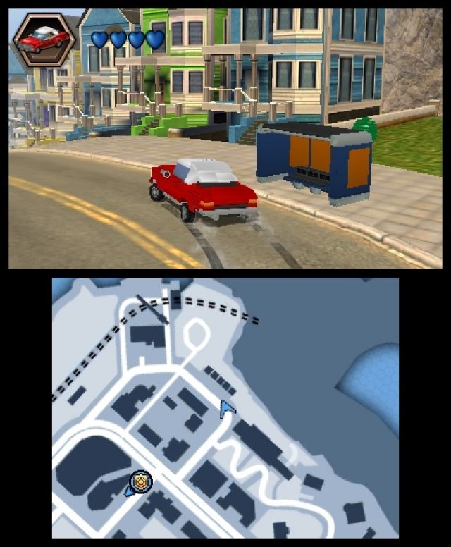 Screenshot - Lego City: Undercover (3DS) 92459494