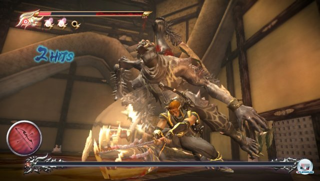 Screenshot - Ninja Gaiden: Sigma 2 (PS_Vita) 92456282