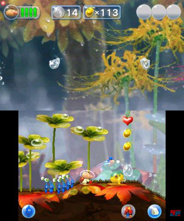 Screenshot - Hey! Pikmin (3DS) 92550111