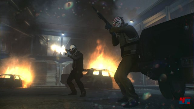 Screenshot - PayDay 2 (PlayStation4)