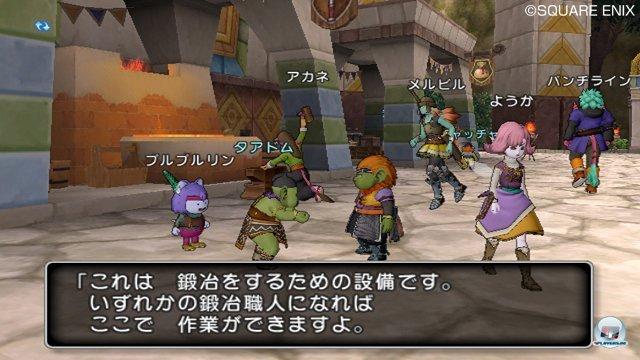 Screenshot - Dragon Quest X Online (Wii) 2273457