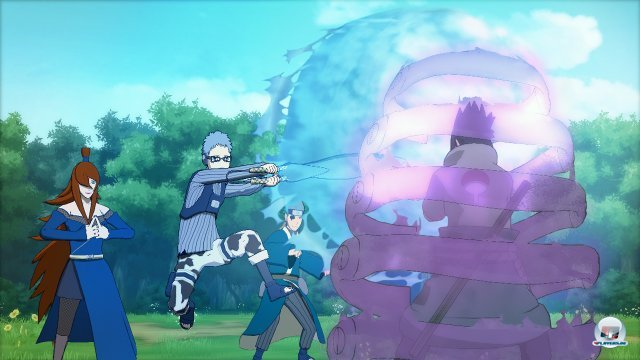 Screenshot - Naruto Shippuden: Ultimate Ninja Storm Generations (360) 2281577