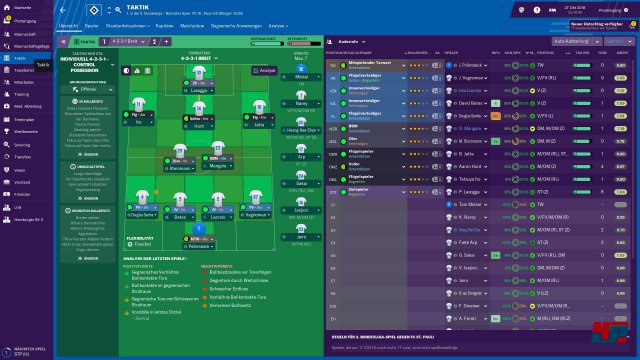 Screenshot - Football Manager 2019 (PC) 92577080
