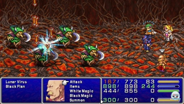Screenshot - Final Fantasy IV: The Complete Collection (PSP) 2217863