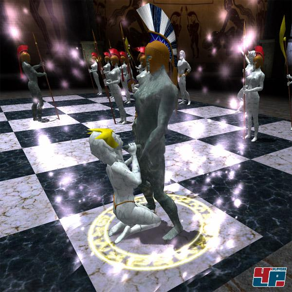 Скачать LoveChess the Greek Era v1.35 игра в шахматы в эстетике древнегрече