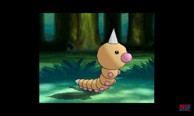 Screenshot - Pokémon Alpha Saphir (3DS) 92495935