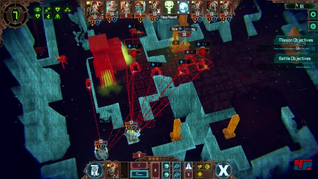 Screenshot - Warhammer 40.000: Mechanicus (Linux) 92579878