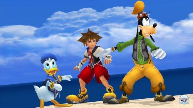 Screenshot - Kingdom Hearts HD 1.5 ReMIX (PlayStation3) 92464634