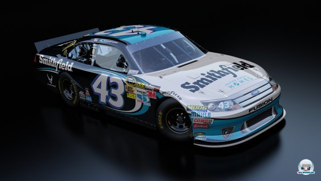 Screenshot - NASCAR The Game: Inside Line (360) 2393417