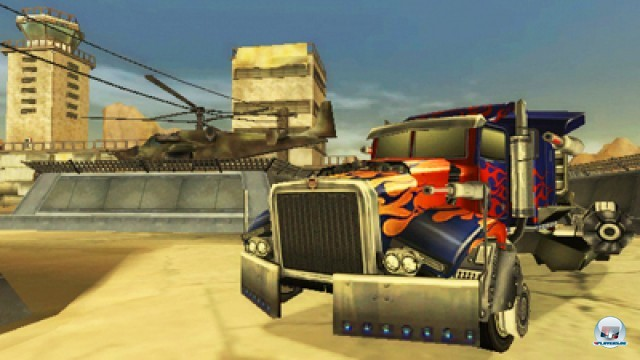 Screenshot - Transformers 3 (3DS) 2225469