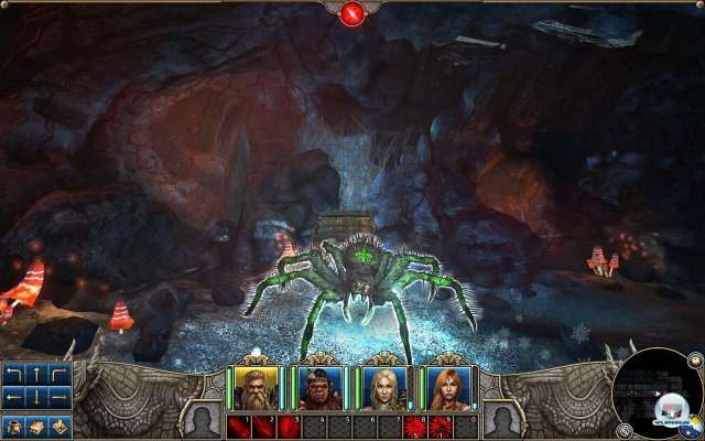 Screenshot - Might & Magic 10 Legacy  (PC)