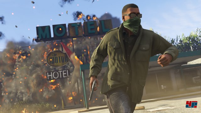 Screenshot - Grand Theft Auto 5 (PlayStation4) 92495190