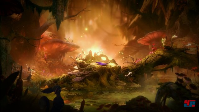 Screenshot - Ori and the Will of the Wisps (PC)