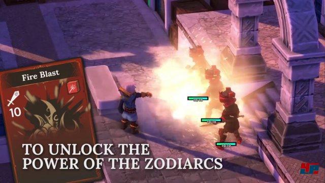 Screenshot - Children of Zodiarcs (PC)